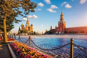 ĐÊM TRẮNG NƯỚC NGA – THAM QUAN XỨ BẠCH DƯƠNG MATXCOVA (MOSCOW) – XANH PETECBUA (SAINT PETERSBURG)